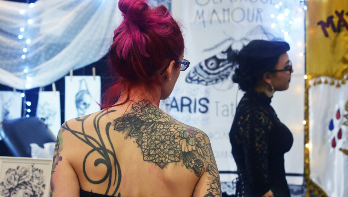 gil ink tattoo show par de cartonetdetoiles